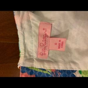 Lily Pulitzer size 0